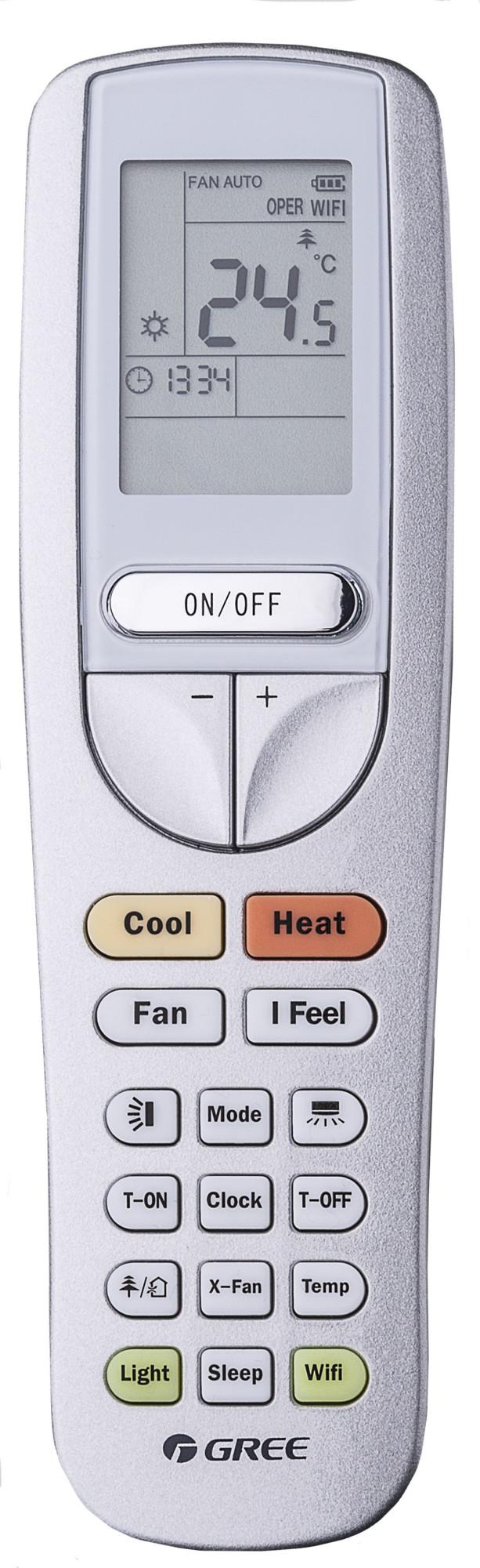 gree_wall-mounted_u-crown_remote-controller SAA1FB1(RF)